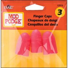 Mod Podge 3pk Finger Caps