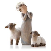 Willow Tree® Little Shepherdess
