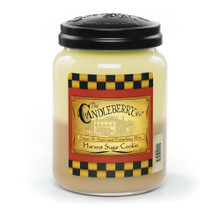 Harvest Sugar Cookie- Candleberry Co.- 26oz