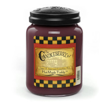 Hot Maple Toddy- Candleberry Co.- 26oz