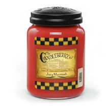 Juicy Macintosh- Candleberry Co.- 26oz