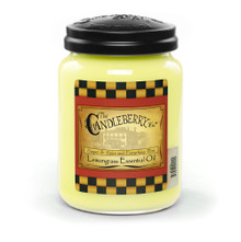 Lemongrass Essential Oil- Candleberry Co.- 26oz