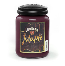Jim Beam Maple- Candleberry Co.- 26oz
