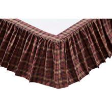 Bedskirt- Abilene Star- Victorian Heart