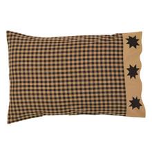 Pillow Case (Set of 2)- Dakota Star- 21x30- Victorian Heart