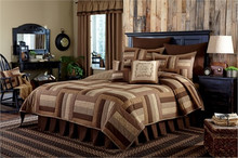 Quilt-Shades of Brown-Park Designs (ShadesBrownQuilt)