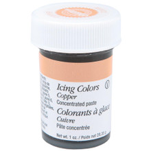 Wilton Copper Icing Color - 1oz