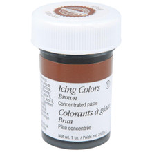 Wilton Brown Icing Color - 1oz
