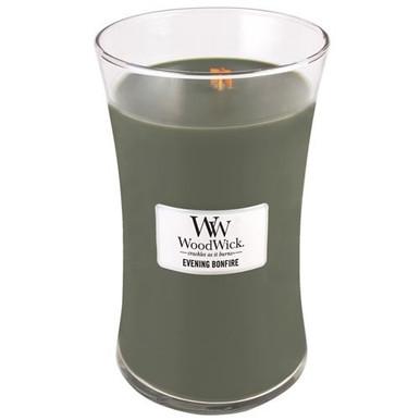 Evening Bonfire Large Jar Candle