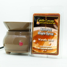 Buttered Maple Syrup Wax Melts