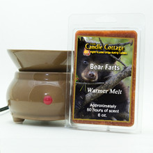 Bear Farts Wax Melts