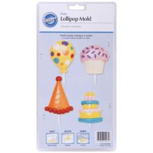 Party Lollipop Mold