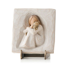 Willow Tree® Comfort Plaque