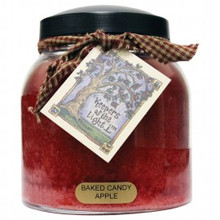 Papa Jar Baked Candy Apple
