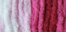 Raspberry Ribbon Blanket Yarn