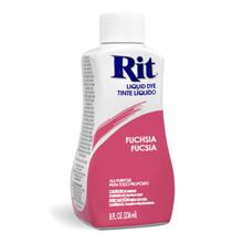 Fuchsia - Rit Dye - 8oz