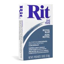 Royal Blue - Rit Dye - 1.125oz