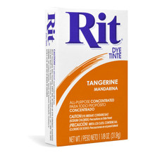 Tangerine - Rit Dye - 1.125oz