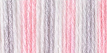 Pink Flannel Softee Baby Yarn