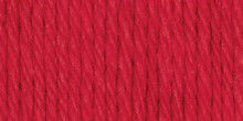 Sugar'n Cream Yarn Super Size Red