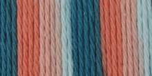 Sugar'n Cream Yarn Coral Seas