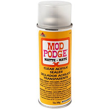 Mod Podge Matte Sealer 12oz