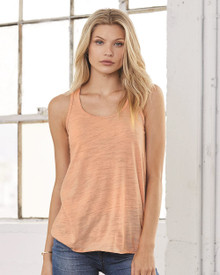 Bella+Canvas © Women's Flowy Racerback Tank