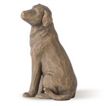 Willow Tree® Love my Dog (dark)