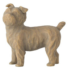 Willow Tree® Love my Dog (small, standing)