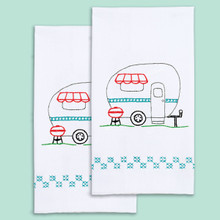 Camper Hand Towels