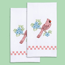 Cardinals Hand Towels