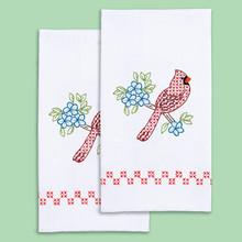Cardinals Hand Towels