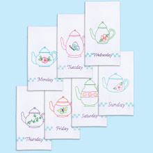 Teapots of the Week Hand Towels
