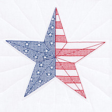 "American Star 18"" Quilt Blocks"