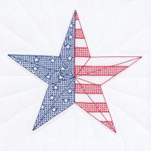 "American Star 18"" Quilt Blocks"
