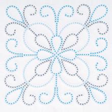 "Cross Stitch Design 18"" Quilt Blocks"