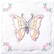 "Butterfly 18"" Quilt Blocks"