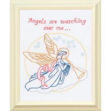 "Angel 8""x10"" Sampler"