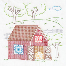 "Barn 18"" Quilt Blocks"