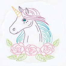 """Unicorn 18"""" Quilt Blocks"""