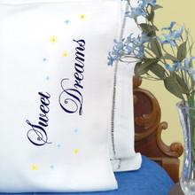 Sweet Dreams Perle Edge Pillowcases