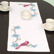 Cardinals Table Runner