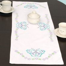 Butterflies Table Runner