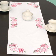 Rose Garden Table Runner