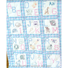 ABC Nursery Quilt Blocks