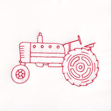 "Old Tractor 9"" Quilt Blocks"