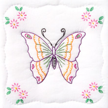 "Butterfly 9"" Quilt Blocks"