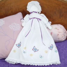 Butterflies Galore Pillowcase Doll