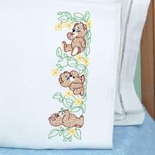 Sleepy Bears Children's Pillowcase