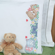 Sleeping Friends Children's Pillowcase